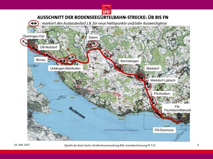 Übersicht Bodenseegürtelbahn Ausbaunotwendigkeit 17121