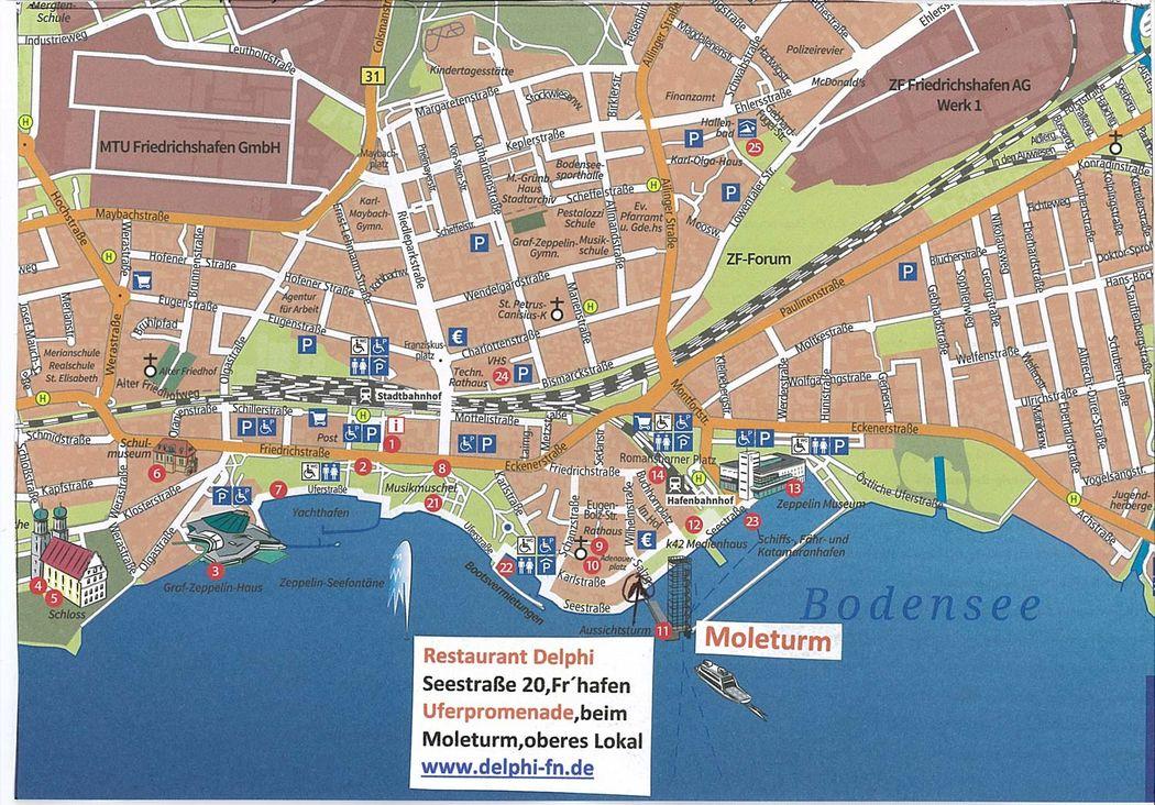Anfahrtskizze SBI Regionalkonferenz 1707